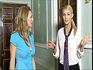 Schoolgirl Is Forced And Seduced By A Real Le...