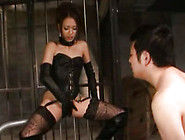 Hot Japanese Fetish Action With Pising And Ot...
