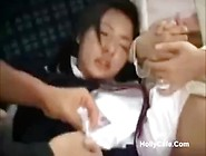 Mother Daughter Abused On Bus