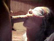 Mature Mom Sucks Sons Cock Blindfolded Incest