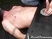 Mean And Nasty Handjob Babe