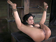 Big Tited Milf Likes Being A Sex Slave To Ear...
