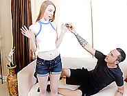 Abi Grace In Replenishing The Spank Bank - Fa...