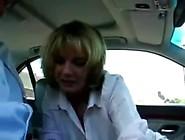 Mature Prostitute Blows My Prick In My Car