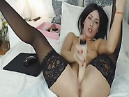 Squirt In Heels Anal Fucking And Nylon Toe Su...
