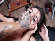 18 Year Old Gina Valentina Getting Her Pussy ...