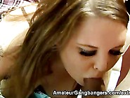 Two Amateur Teen Fat Girls Are Gangbanged By ...