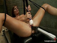 Epic Squirting Orgasms: Lens Drenched,  Machi...