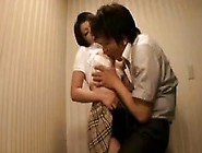 Busty Asian Babe Gets Felt Up And Groped,  Th...