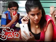 Telugu Couple Planning For Sex Over The Phone...