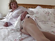 Sexy Grandmother With Big Tits And Hungry Cun...