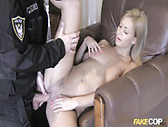 Horny Blonde Mom With Natural Tits Fucked By ...