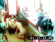 Hidden Video In Stripper Nightclub Dressing R...