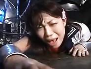 Asian Schoolgirl Is In The Dungeon Of A Sadis...
