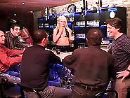 Hot Blonde Party Teen Gets Wild Banged With M...