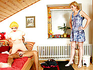 He Gets Caught Fucking Blowup Doll