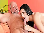 Vivien Bell & Albert In Grandpa's After P...