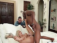 Husband Watches His Wife Have Huge Orgasms Fr...