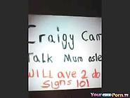 My Mom Is Sleeping So Ill Use Dirty Talk Card...