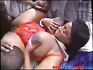Mega Fat Ebony Squirting Breast Milk On Huge ...