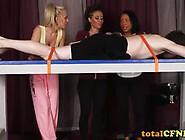 Massage Session Goes Extreme Erotic