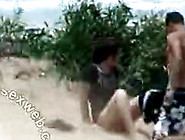 Voyeur Arab Sex On The Beach-Asw988