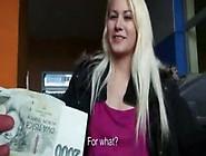 Czech Girl Yenna Fucked In A Car Park With Pe...