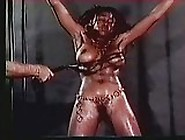 Big Titted Harem Slave Receives An Extreme Wh...