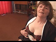 Attractive Granny In Stockings And Girdle Sho...