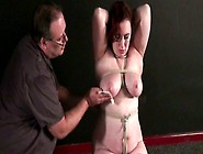 Amateur Needle Torture Of Busty English Slave...