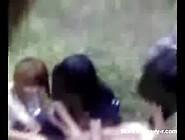 Girl Beaten Stripped Naked By Girl Gang