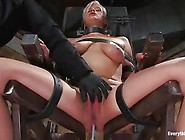 Lacey Jane Gets An Assful Of Enima And Her Pu...