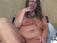 Dirty Talking Granny With Big Tits And Meat P...