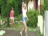String Jumping Rope