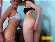 Mother And Daughter Have A Little Fun On Webc...