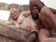 Young Boy Seduce Granny In Stockings To Fuck ...