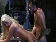 Jazy Berlin & Cassandra Cruz In Lust In Space