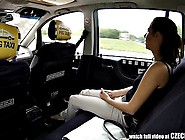 Girl Stops A Cab And Gets Fucked Really Hard