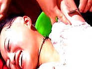 Hairy Underarms Of Cute Girl Shaved By Barber...