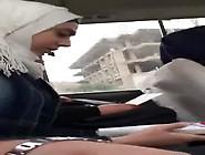 Public Wanking On Bus In Front Of Hijabi Girl...