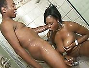 Beautiful And Kinky Appetizing Black Girl In ...