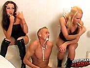 Two Mistress Toilet Slave Best
