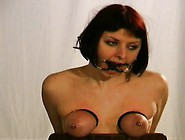 Fetish Scenes With Exposed Woman Being Roughl...