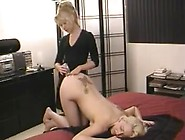 Mother Not Her Daughter Enema And Anal Strapo...