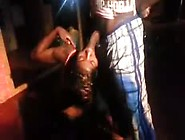 Jamaican Blowjob In The Club