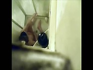 My Sister Caught Fingering In Shower.  Hidden...