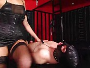 Male Slave Worships His Mistress Feet Some Bd...