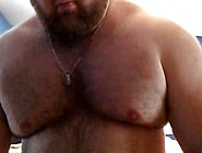 Blimp Belly Show Off