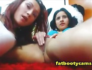 College Latina's Have Mass Orgy - Fatboot...