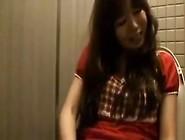 Japanese Girl Masturbation Toilet Part1